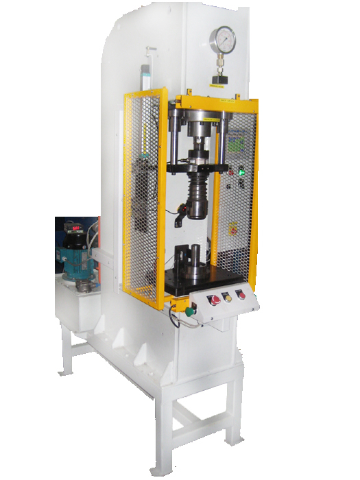 PASCAL AUTO SYSTEMS | Hydraulic C Frame Press